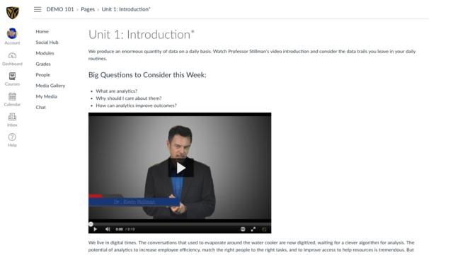 WF MSBA Online Coursework - Web